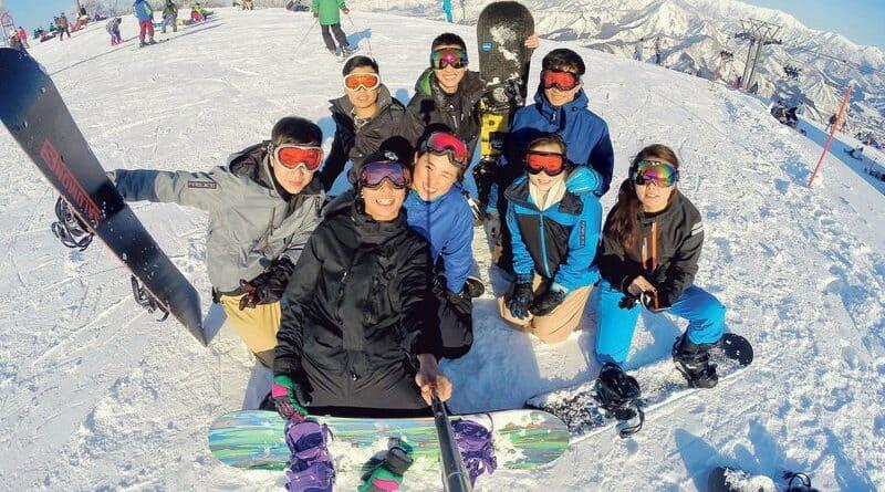 【運動消閒】寓興趣於工作 旅居白色世界 自學滑雪成師
