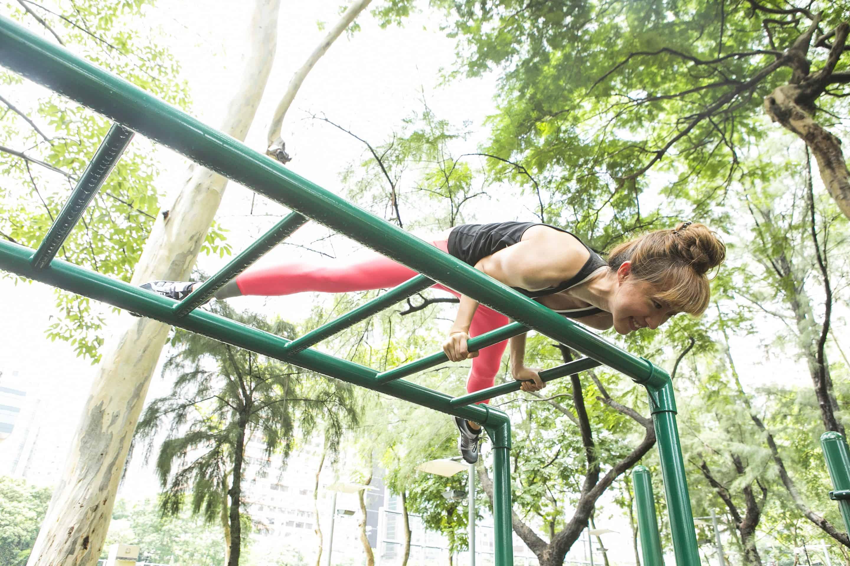 【運動消閒】打好基礎 訓練上身肌肉