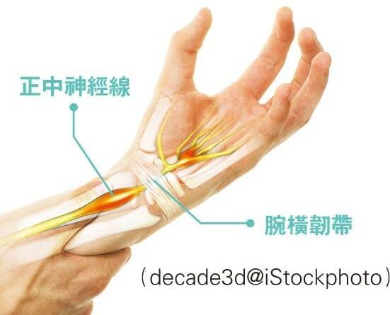 考考你:解構手腕 力從何來?