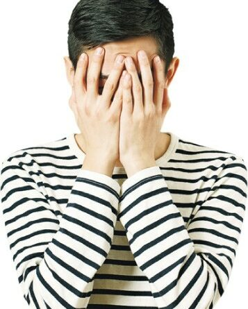 【男性健康】最佳男主角:流淚的禁令