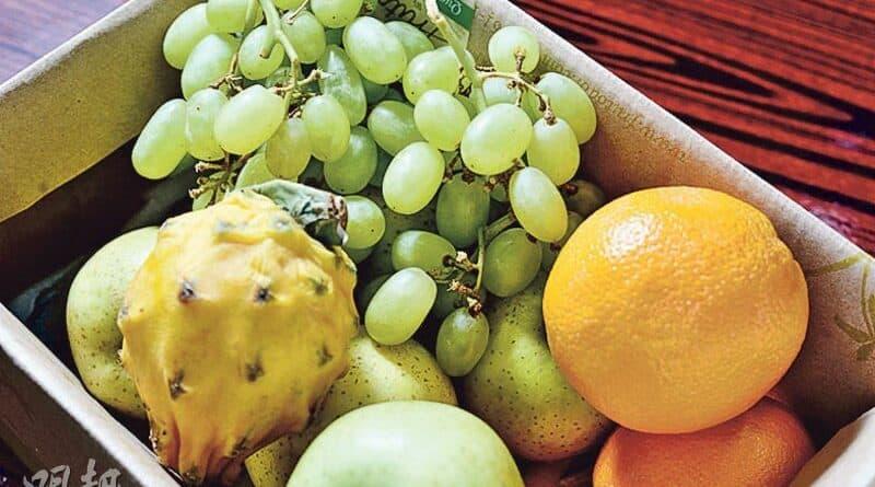 譚談健康:吃水果也痛風