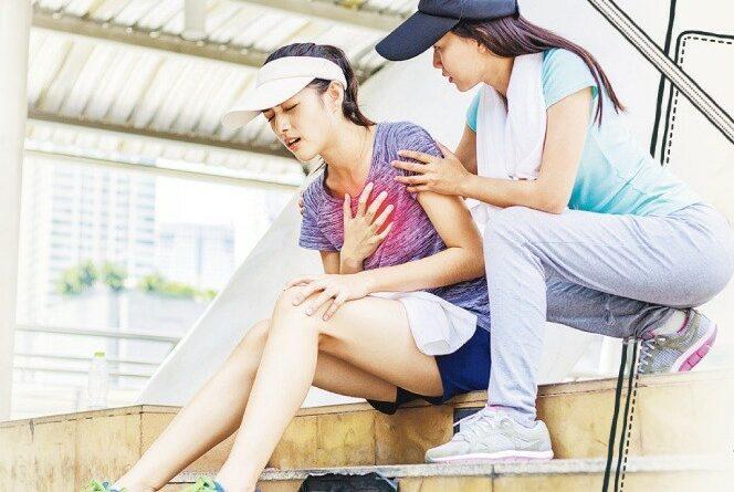 熱天運動引發心臟危機 飲水太多太少都傷「心」