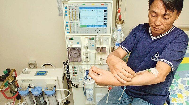 家中血液透析 成效高2.7倍 邊睡邊洗血 重拾好生活
