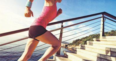 【運動消閒】跑樓梯回家 增肌減緩脂背痛