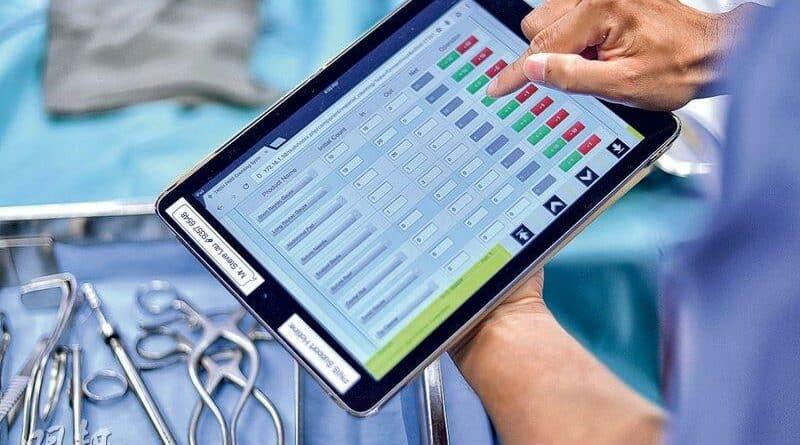 電子檢算手術用品 將軍澳醫院術後「零遺留」