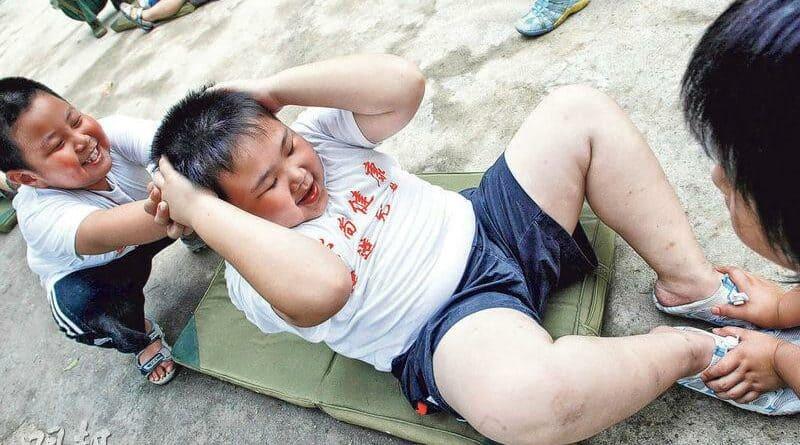 時事點對點﹕內地肥胖少年比例首超港