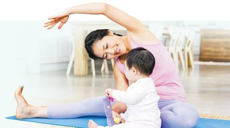 【有片:懷孕與親子健康】產後亂Sit-up 收肚不成變「大肚」