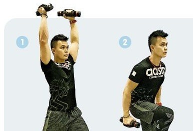 【運動消閒】好zone動:握鋁管捲腹改善姿勢 一「舉」多得