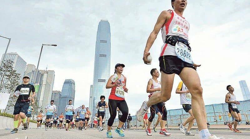 【長跑備戰】譚談健康:日行一萬步 好過跑馬拉松