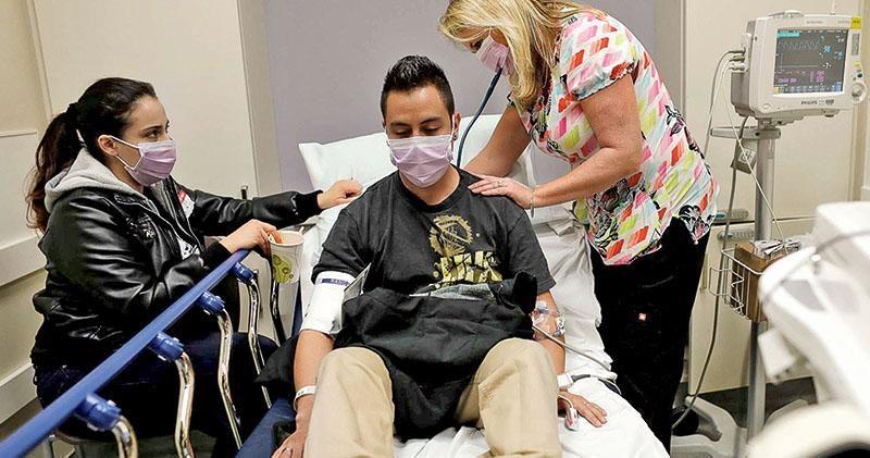 美流感一周4000死 3因素大爆發 情况如2009年豬流感 專家促注射疫苗