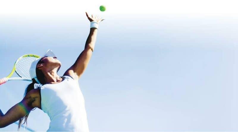 【運動消閒】抽擊網球 手腕膝頭當災 勤熱身練肌力防傷