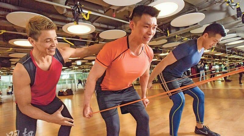 【運動消閒】不用踮腳轉圈 芭蕾把杆健身練核心
