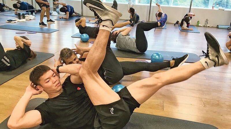 【運動消閒】街頭健身教練挑戰﹕不同鍛煉互補不足