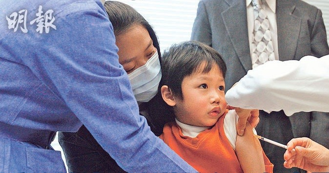 齊齊接種疫苗 提升免疫力抗病