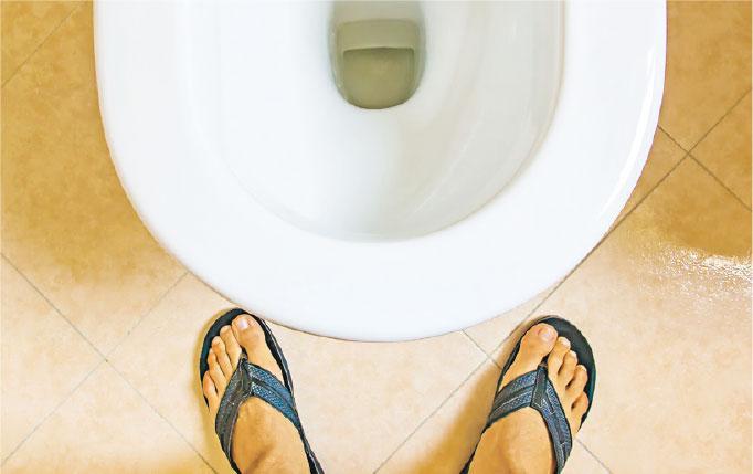排尿辨色 隱藏健康密碼 血尿事小?隨時癌先兆