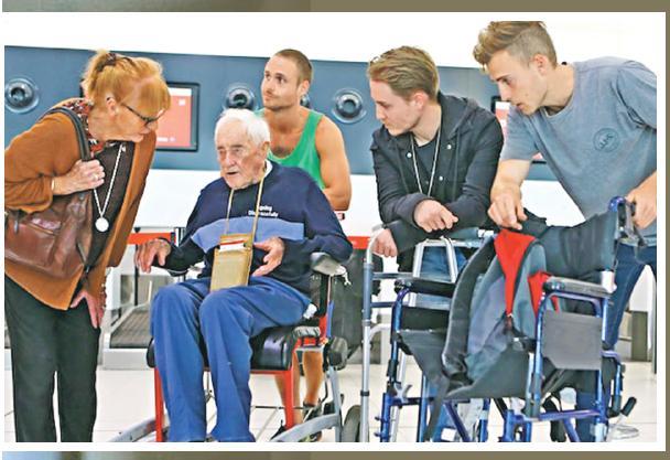 環球熱話﹕104歲科學家 跨國尋死引爭議