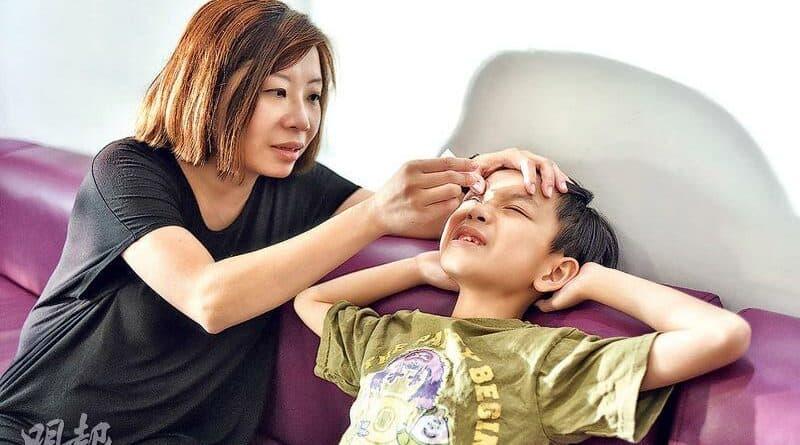 兒童控近視﹕中大研究 眼藥水「控視」 減畏光負作用