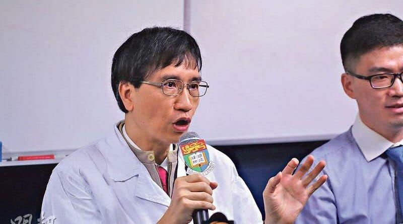 袁國勇團隊研「以毒攻毒」抗流感 阻止病毒複製 不易產生耐藥性