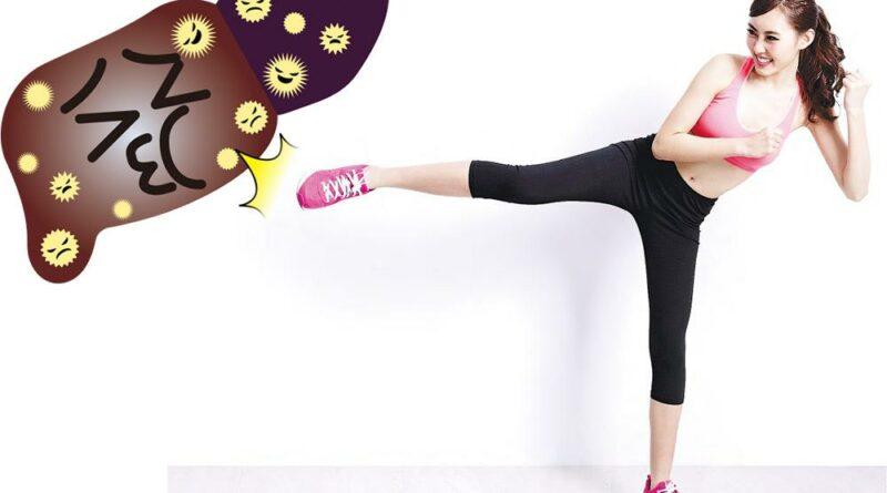 【有片:健康減肥】每周5次 配合飲食 13分鐘運動踢走脂肪肝