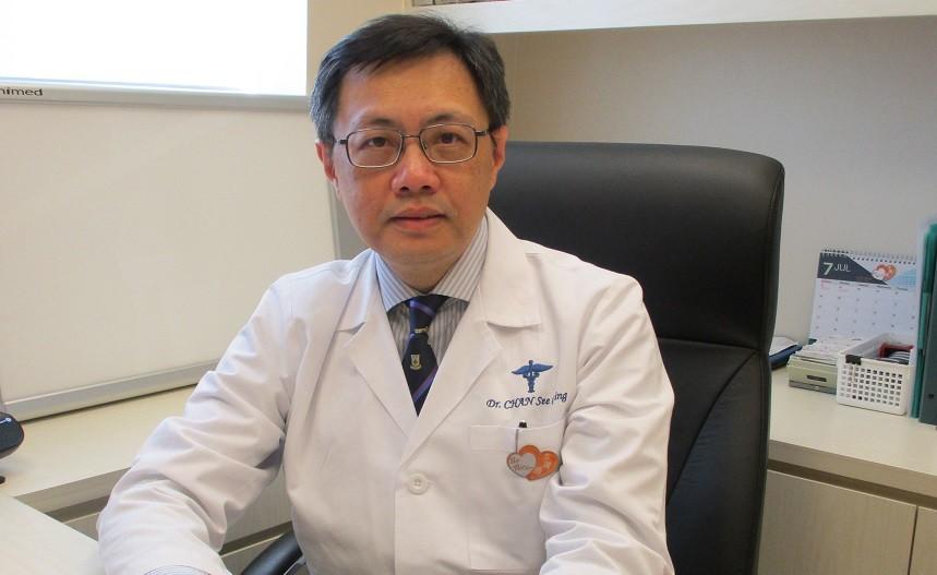 肝癌,養和醫院陳詩正醫生