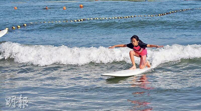 【夏日系列】強化肌肉減水上運動意外