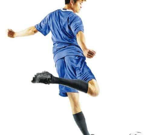 運動, 足球員踝關節綜合症,