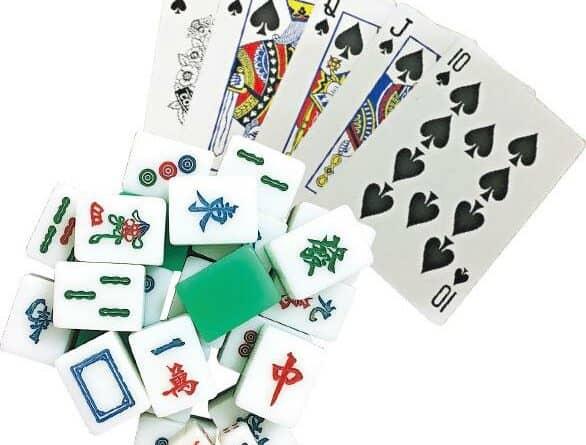 【銀髮族養生】知多啲:打麻將玩卡牌 動腦筋多互動