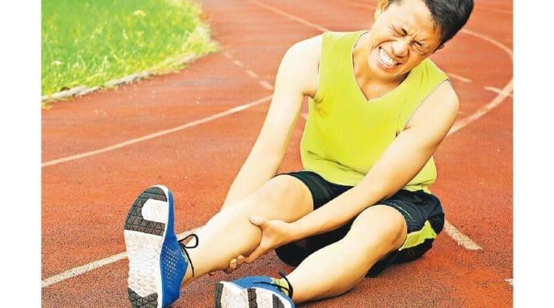 【夏日系列】夏天缺水易抽筋 強腿肌做足預防