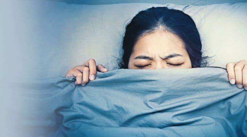 練習靜觀 改善失眠