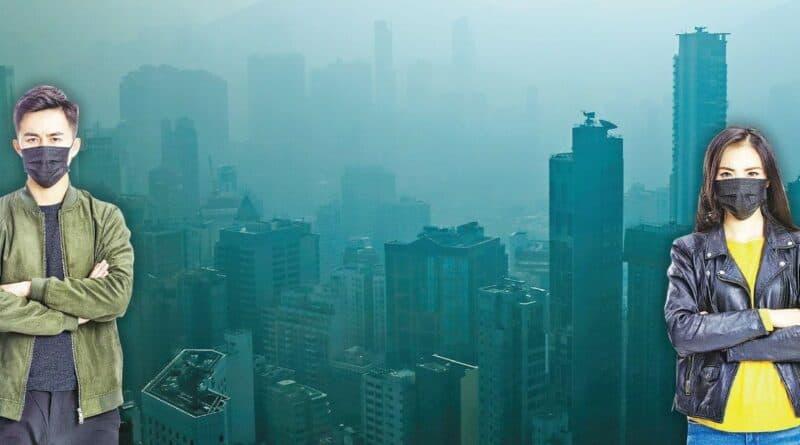 空氣污染增患口腔癌風險