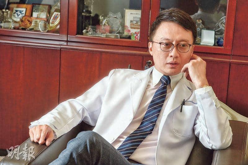 香港中文大學醫學院院長,陳家亮