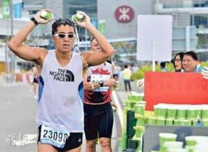 心臟病; 長跑; 馬拉松; 飲水