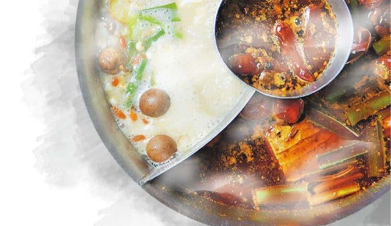 高脂, 高鹽, 火鍋, 鈉含量,