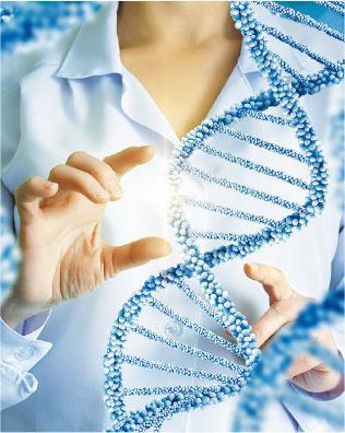譚談健康:改變胚胎基因 禍及後代