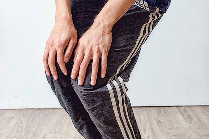 運動,避寒,保健,膝關節退化,深蹲,