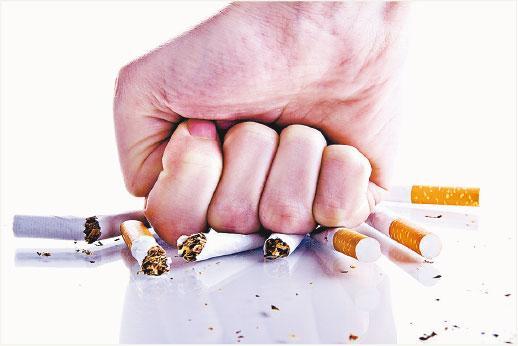乳癌,吸煙