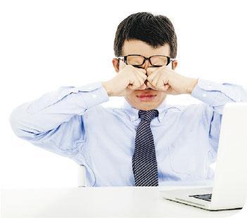 眼乾症,視力,眼澀,隱形眼鏡