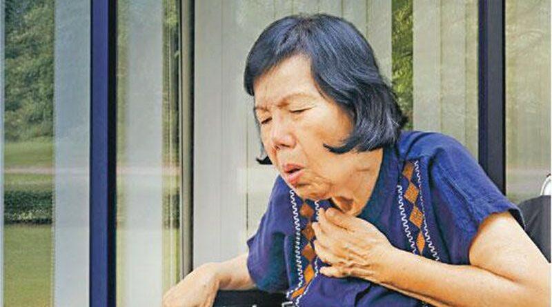 肺腑之言:奪命肺纖維化 成因不明無藥醫