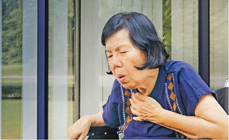 肺心病,肺纖維化,陳偉文,肺腑之言,心臟衰竭,IPF,Idiopathic Pulmonary Fibrosis,