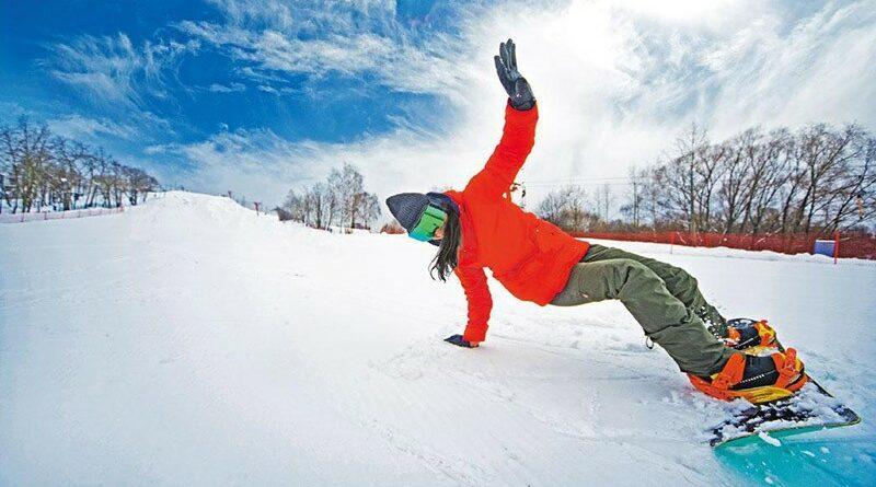 【運動消閒】姿治通鑑:滑雪肌肉痠軟與受傷