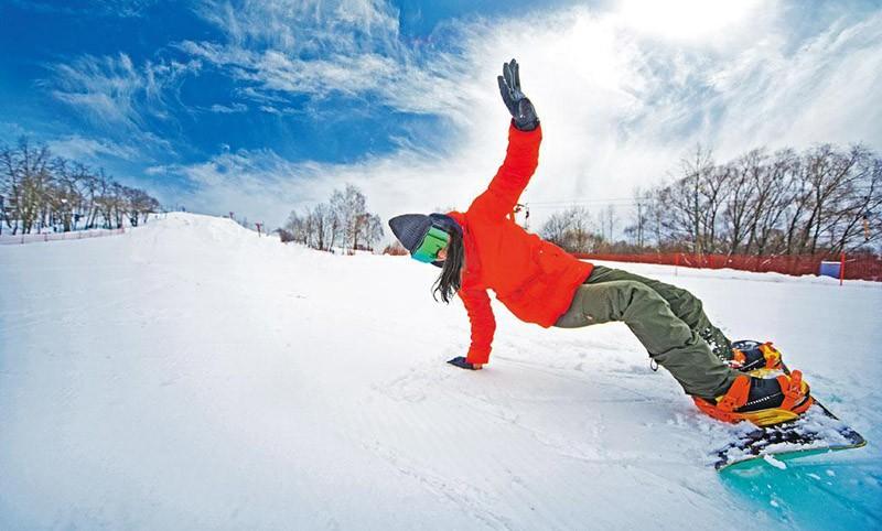 受傷,肌肉痠痛,滑雪板,滑雪,姿治通鑑,Snowboarding,skiing,