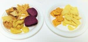 養和特稿,營養標籤,薯片,總脂肪,鈉,膽固醇,血壓高,低鹽,無鹽,飽和脂肪,