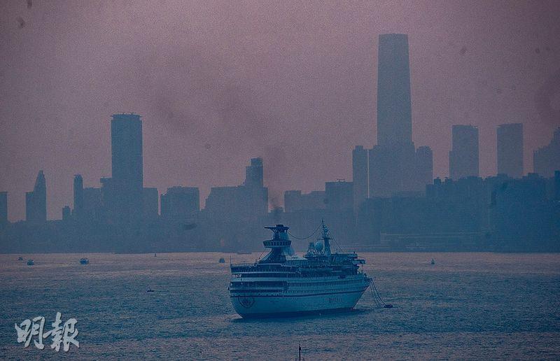 譚談健康:空氣污染傷腎