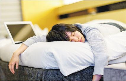養和特稿 睡眠與疾病 睡眠習慣 失眠 改善睡眠 瞓唔到 安眠藥 副作用 原發性失眠