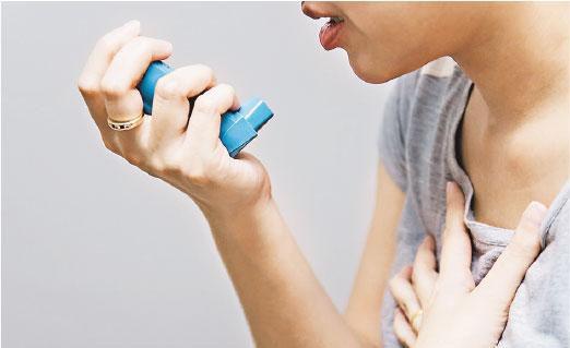 肺腑之言:哮喘藥,可以減嗎?