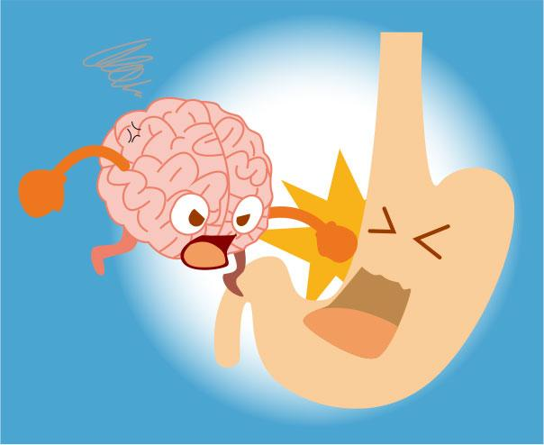 胃藥 香港中文大學醫學院 抗抑鬱藥 胃功能失調 腹脹 胃病 米帕明 胡志遠