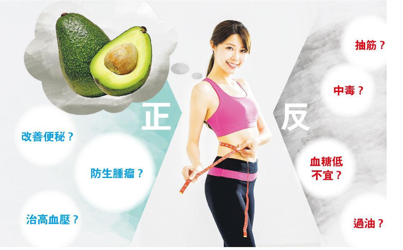 健康減肥 營養要識 減重 瘦身 牛油果籽 山埃 單寧酸 抽筋