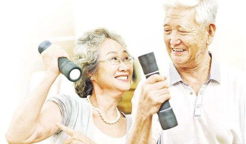運動消閒 拉筋 長者健康 物理治療 林家琪