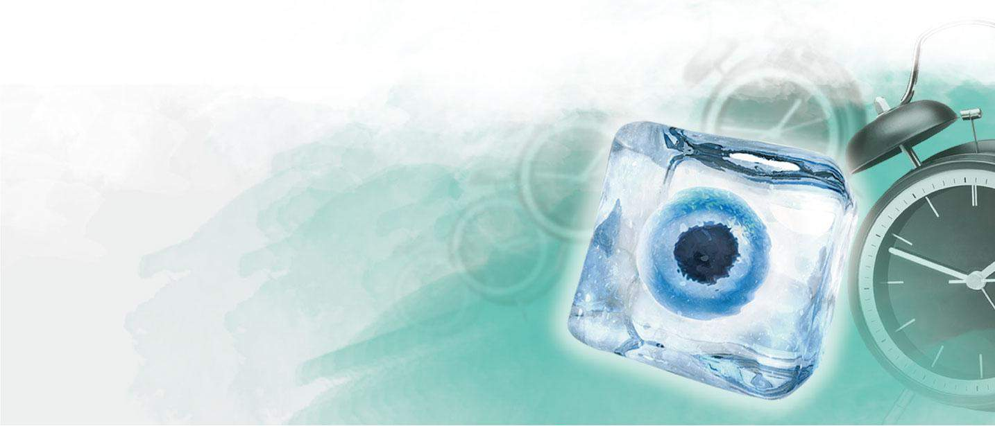 冷凍胚胎 冷凍卵子 玻璃化 胎兒基因變異