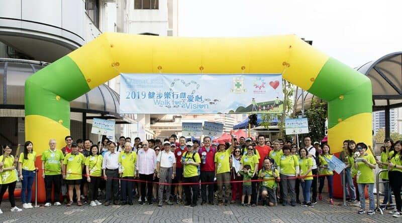 港有350名重型地中海貧血患者 養和山村義工隊「健步樂行獻愛心」籌得50萬元 資助病童脫「貧」